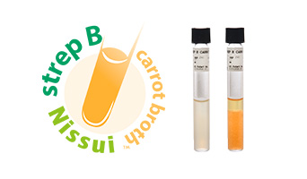 Strep B Carrot Broth™「ニッスイ」